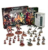 Games Workshop Warhammer 40.000 Forgebane (Deutsch) Necrons & Adeptus Mechanicus