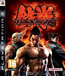 Tekken 6 (B002BSI59W) | Amazon price tracker / tracking, Amazon price history charts, Amazon price watches, Amazon price drop alerts