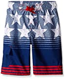 Grands Garçons Champion Americana Swim Short, de la Marine, moyen
