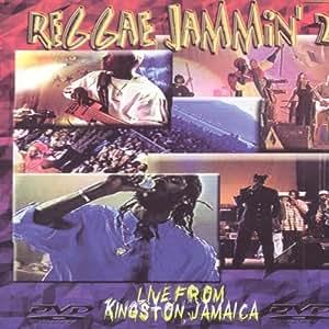 Various Artists - Reggae Jammin' 2: Live From Kingston Jamaica