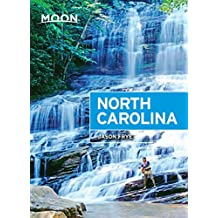 Moon North Carolina (Moon Handbooks) (English Edition)