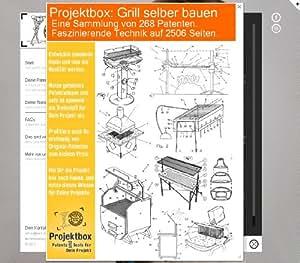 Grill selber bauen: Deine Projektbox inkl. 268 Original-Patenten bringt Dich mit Spaß ans Ziel!