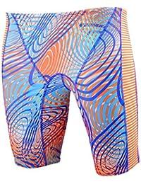 Dolfin Schwimmen Jammer Shorts Badehose Herren Schwarz Men's Clothing Activewear Tops