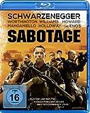 Sabotage [Blu-ray] [Import anglais]