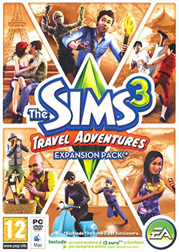 The Sims 3: Travel Adventure