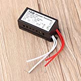 ningbao951 AC 220V to 12V 20-50W Halogen Lamp Electronic Transformer LED Driver Power Supply for Low-Voltage Halogen Lamp