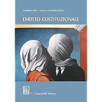 Diritto costituzionale PDF Libri
