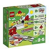 LegoDuplo Eisenbahn Schienen (10882) Konstruktionsspielzeug von LEGO