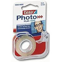Tesa 56663 Ruban adhésif double face pour photo 7,5 m x 12 mm (Import Allemagne)