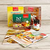 StarterSet Basische Ernährung von Jentschura - mit Rezeptbuch und Infos