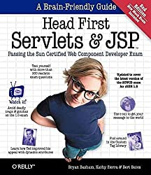 [(Head First Servlets and JSP)] [By (author) Bert Bates ] published on (April, 2008)
