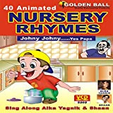 Nursery Rhymes Johny Johny Yes Papa -Animated