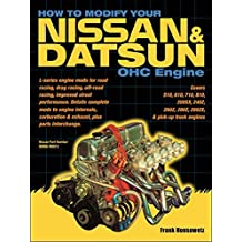 How to Modify Your Nissan & Datsun OHC Engine by Frank Honsowetz (2004-03-15)