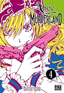 Alice in Murderland Edition simple Tome 4