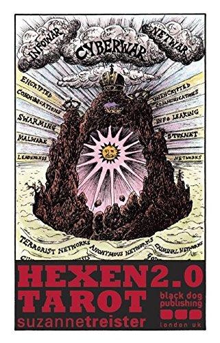 HEXEN 2.0 Tarot por Suzanne Treister