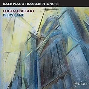 Bach Klaviertranskriptionen 8