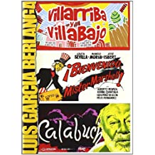 Pack Villarriba Y Villabajo + Bienvenido Mr. Marshall + Calabuch