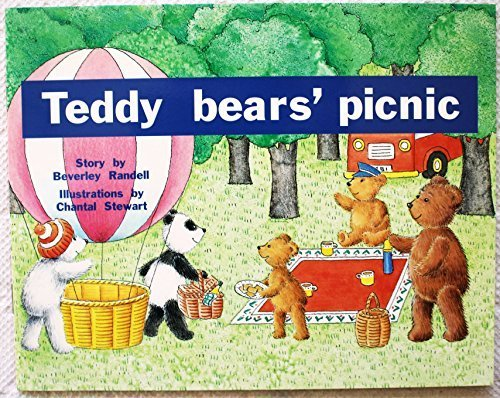 rigby-pm-plus-individual-student-edition-red-levels-3-5-teddy-bears-picnic-by-rigby-1999-paperback