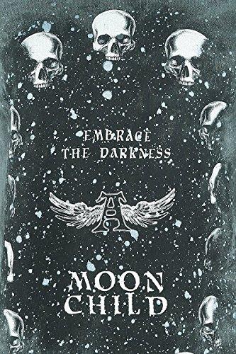 Alchemy England Moon Child Sweat-Shirt Femme Pétrole pétrole