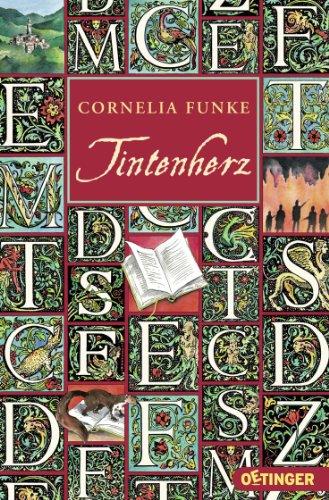 Buchseite und Rezensionen zu 'Tintenherz' von Cornelia Funke