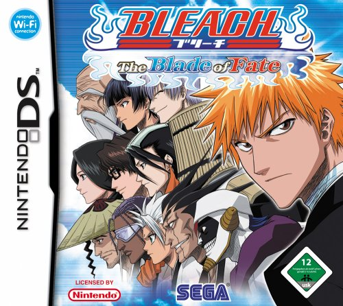 Bleach - The Blade of Fate (Bleach Ds)