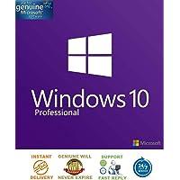 Windows 10 pro 32/64 product key lifetime