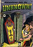 Adventures into the Unknown - Issues 003 & 004 (Golden Age Rare Vintage Comics Collection (With Zooming Panels) Book 2) (English Edition)
