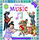 Alphabet of Music [With Poster and Hardcover Book(s)]
