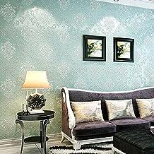 Tapetenmuster blau schlafzimmer  Suchergebnis auf Amazon.de für: tapete blau barock