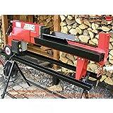 CROSSFER Vario-Holzspalter 5 Tonnen variable Holzlänge bis 52cm Horizontal-Brennholzspalter