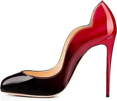 EDEFS - Scarpe da Donna - Tacco a Spillo - 12CM High Heels - Scarpe col Tacco Donna