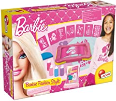 Idea Regalo - Liscianigiochi 42821 - Barbie Fashion Style