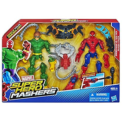 Iron Monger - Marvel Super Hero Mashers Figures - Iron