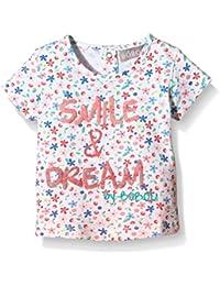 boboli 231017 - Camiseta Punto Liso Para Bebé-Niñas