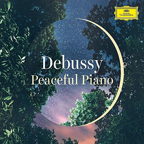 Debussy: Peaceful Piano [Import allemand]