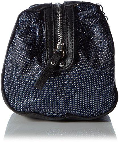 Tamaris  Damen Schultertaschen 24x18x12 cm (B x H x T) Blau (blue comb 898)