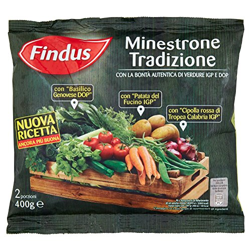 Findus - Minestrone Tradizione, 400g