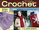 Crochet 2017 Day-to-Day Craft Calendar