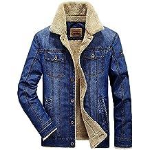 l'atteggiamento migliore 7cc15 079ca giacca jeans uomo imbottita - Amazon.it