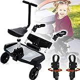 Buggy Ride Platform + Buggy Ride Seat för Buggy/Stoller/Jogger (Till 22 kg)