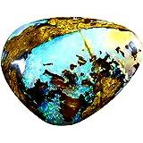 4.80 ct Forma de fantasía (16 x 13 mm) Multicolor Koroit australiano Boulder Ópalo Natural Piedra Preciosa