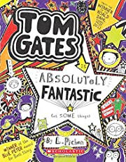 Tom Gates Book: Absolutely Fantastic