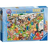 Ravensburger Best of British No. 7 - The Car Boot Sale, 1000pc Jigsaw Puzzle