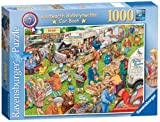 Ravensburger Puzzle Of British Nr. 7–The car boot sale, 1.000Teile