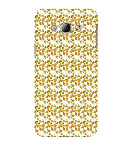 ifasho Designer Phone Back Case Cover Samsung Galaxy A8 (2015) :: Samsung Galaxy A8 Duos (2015) :: Samsung Galaxy A8 A800F A800Y ( White And Black Pattern Design )