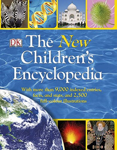 The New Children's Encyclopedia: With More Than 4,000 Indexed Entries and 2,500 Full-Color Illustrations (Childrens Encyclopedia) (English Edition)