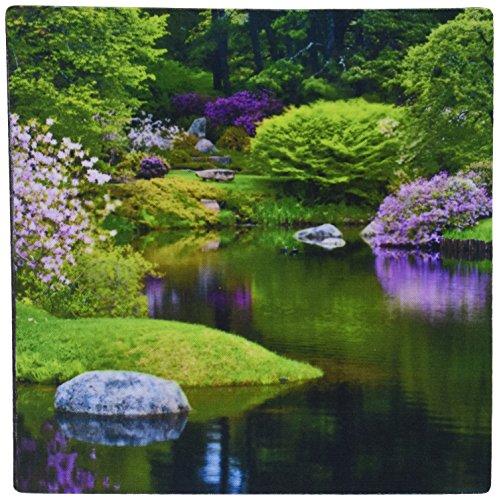 3drose LLC 20,3x 20,3x 0,6cm Maine Nordosten Harbor Asticou Azalea Gardens JAYNES Galerie Mauspad (MP _ 90596_ 1)