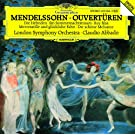 Mendelssohn: Overtures