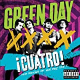DVD GREEN DAY ¡CUATRO! NTSC REGION 0 FREE ZONE