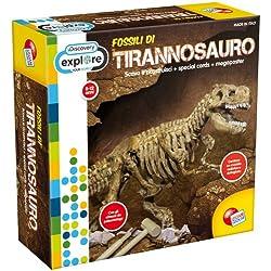 Liscianigiochi 35663 Discovery - Juego de fósil de tiranosaurio rex [Importado de Italia]